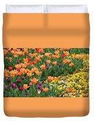 A Burst Of Spring Color Duvet Cover
