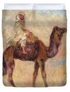 A Camel Duvet Cover