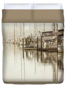 A Canal View Duvet Cover