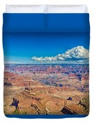 A Canyon Grand Duvet Cover