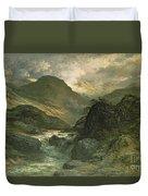 A Canyon Duvet Cover