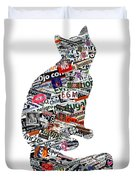 A Cat Can Be Much More Than A Cat Duvet Cover