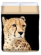A Cheetah Named Jason Duvet Cover