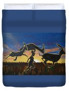 A Child Will Lead Them - 2 Duvet Cover