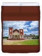 A Church In Sc Duvet Cover