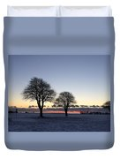 A Clear Day Duvet Cover