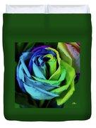 A Color Celebration Duvet Cover
