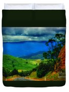 A Country Mile Duvet Cover