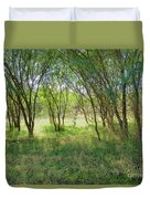 A Country Morning Duvet Cover