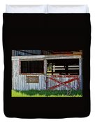 A Country Scene Duvet Cover