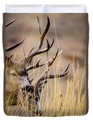 A Couple Of Bucks Duvet Cover
