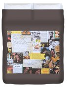 A Day In The Life Duvet Cover