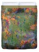 A Delightful Garden Duvet Cover