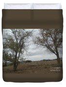 A Desert Ranch Duvet Cover