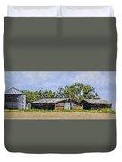 A Deserted Farm Duvet Cover