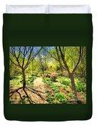 A Dose Of Spring Duvet Cover