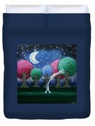 A Dream In The Forest Duvet Cover
