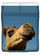 A Dromedary Camel At The Lincoln Duvet Cover