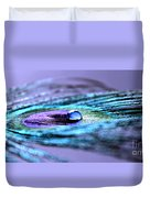 A Drop Of Royalty Duvet Cover