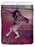 A Dude-like Zen - The Big Lebowksi Duvet Cover