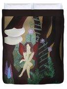 A Fairy's Sigh Duvet Cover