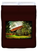 A Farm-picture Duvet Cover