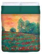 Field Of Beauty Duvet Cover