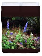 A Field Of Wildflowers Duvet Cover