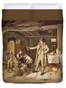 A Fine Attire Duvet Cover