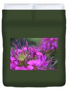 A Fly And A Flower Duvet Cover