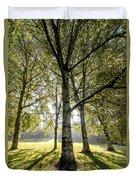 a Forest part 1 Duvet Cover