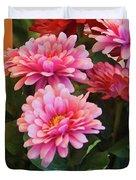 A Fresh Bouquet Duvet Cover