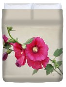 A Gentle Bloom Duvet Cover