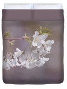 A Gentle Touch Of Spring Duvet Cover