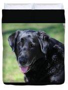 A Good Dog Duvet Cover