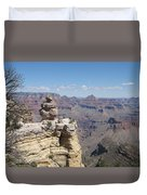 Grand Canyon Viewpoint Duvet Cover