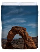 A Great Arch Duvet Cover