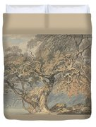 A Great Tree Duvet Cover