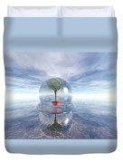 A Healing Environment Duvet Cover