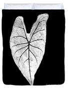 A Heart In Nature Duvet Cover