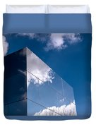 A Hint Of Nature Duvet Cover
