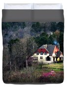 A Home In The Country Duvet Cover
