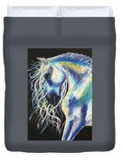 A Horse In My Keeping ... Duvet Cover