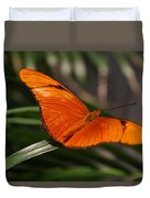 A Julia Butterfly I Duvet Cover