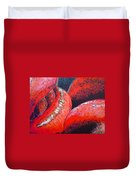 A Kiss Duvet Cover