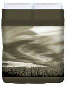 A Light Embrace Duvet Cover