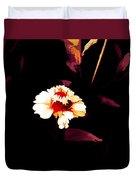 A Little Marigold Duvet Cover