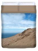 A Lot Of Sand Duvet Cover