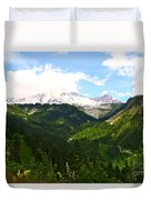 A Majestic View  Duvet Cover