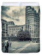 A Moment In Southwark, London. Duvet Cover